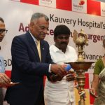 Kauvery Hospital's Advanced Neurosurgery Centre with World's Advanced 4K, 3D & Robotic VISUALISATION TECHNOLOGY To AID NEUROSURGERY