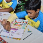 About 1,200 children from 7 states participate in   Globalart's 13th National Competition